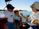 Children friendly sailing charter in Miami