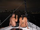 Best night-time activity in Miami - Full Moon Sailing Charter