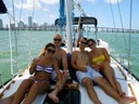 Best sail boat rental in Miami