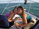Day trip on a sailboat in Miami Florida