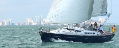 Best Sailing Yacht Photography Miami