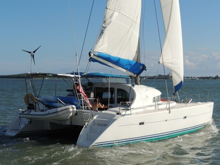 Catamaran Charters Miami