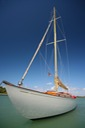 Classic Wooden Sailing Boat Photoshoot Film m