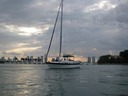 Sailing Weekend in South Beach Miami