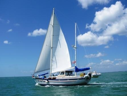 Sailboat cruises Miami