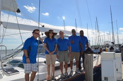 Corporate Team Building Regatta MIami
