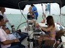 Romantic engagement ideas on a sailboat in Miami