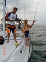 Fishing sailboat charter in Miami