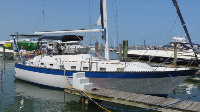 Luxury Sail Boat for Charter in Miami Beach