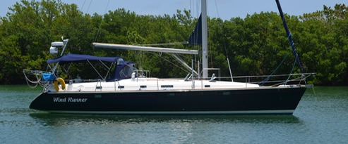 Luxury Sailboats rental in Miami Beach