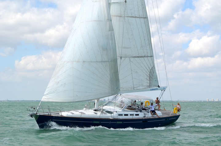 Luxury Sailing Yacht for Charter in Miami