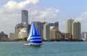 Miami Sightseeing Tour - Sailing by Downtown Miami