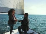 marriage propsal on a sailboat in Miami Florida xs