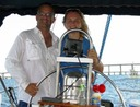 Miami Sailing fully crewed charters _ Captain and First Mate
