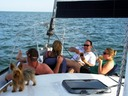 Miami family charter - full day on Biscayne Bay