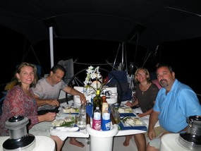 Private Dinner Sails in Miami SOuth BEach