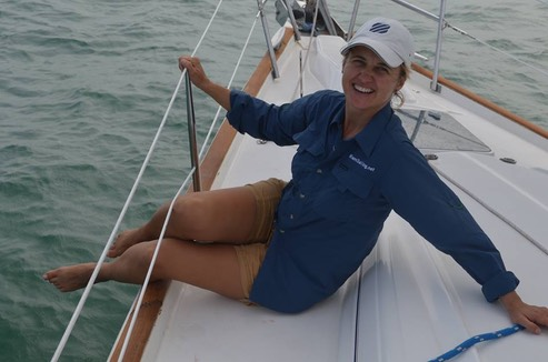 Private sailboat charters Agata