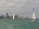 Corporate regatta in Miami