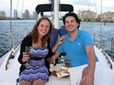 Romantic sunset cruise in Miami