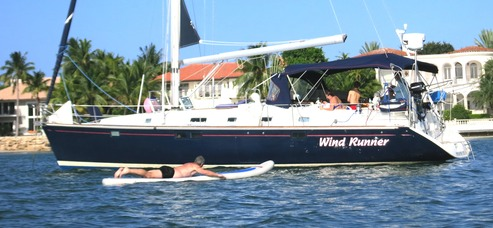 Sail Boat Rental Charter Miami Florida