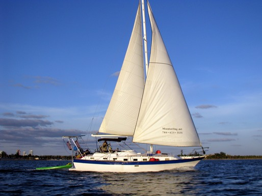 Sail Boat Yacht Rentals Charters Miami