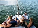 sail boat cruises during Miami Boat Show