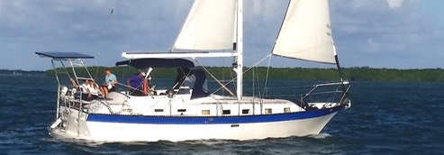 Sailboat Charter Miami S