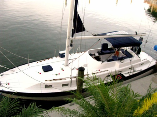 Sailboat Yacht Rental Miami Beach