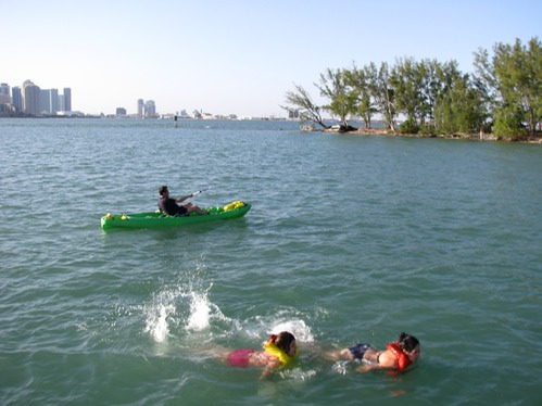 Sailing Kayaking Snorkel Charter