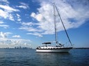 Sailing weekend in Miami