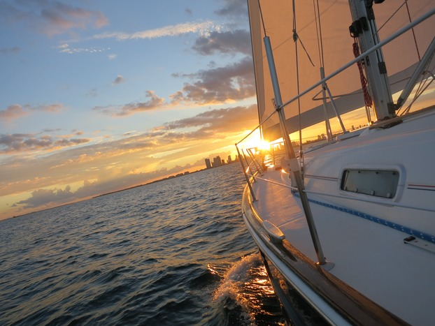 Sunset sails miami IMG_0944