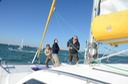 Team building sails charters