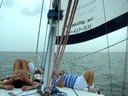 Laid back private sailing charter in Miami