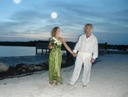Romantic Wedding on a sailboat charter in Florida Keys